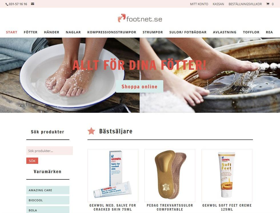 footnet.se har fått en ny webbshop!