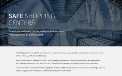 Ny hemsida till globalt konsultföretag
