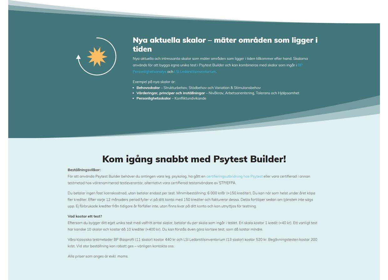 redesign av hemsida 3