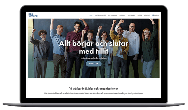 Webbdesign i Malmö - WordPress