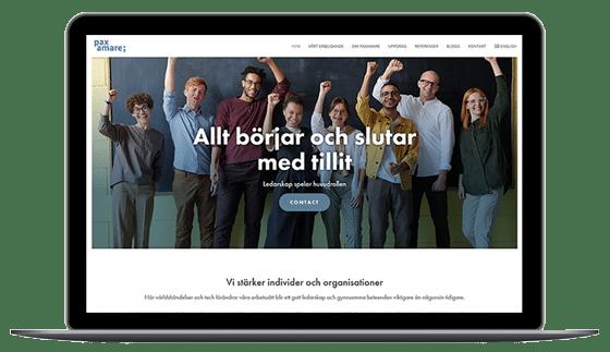 Webbdesign i Malmö - Limhamn