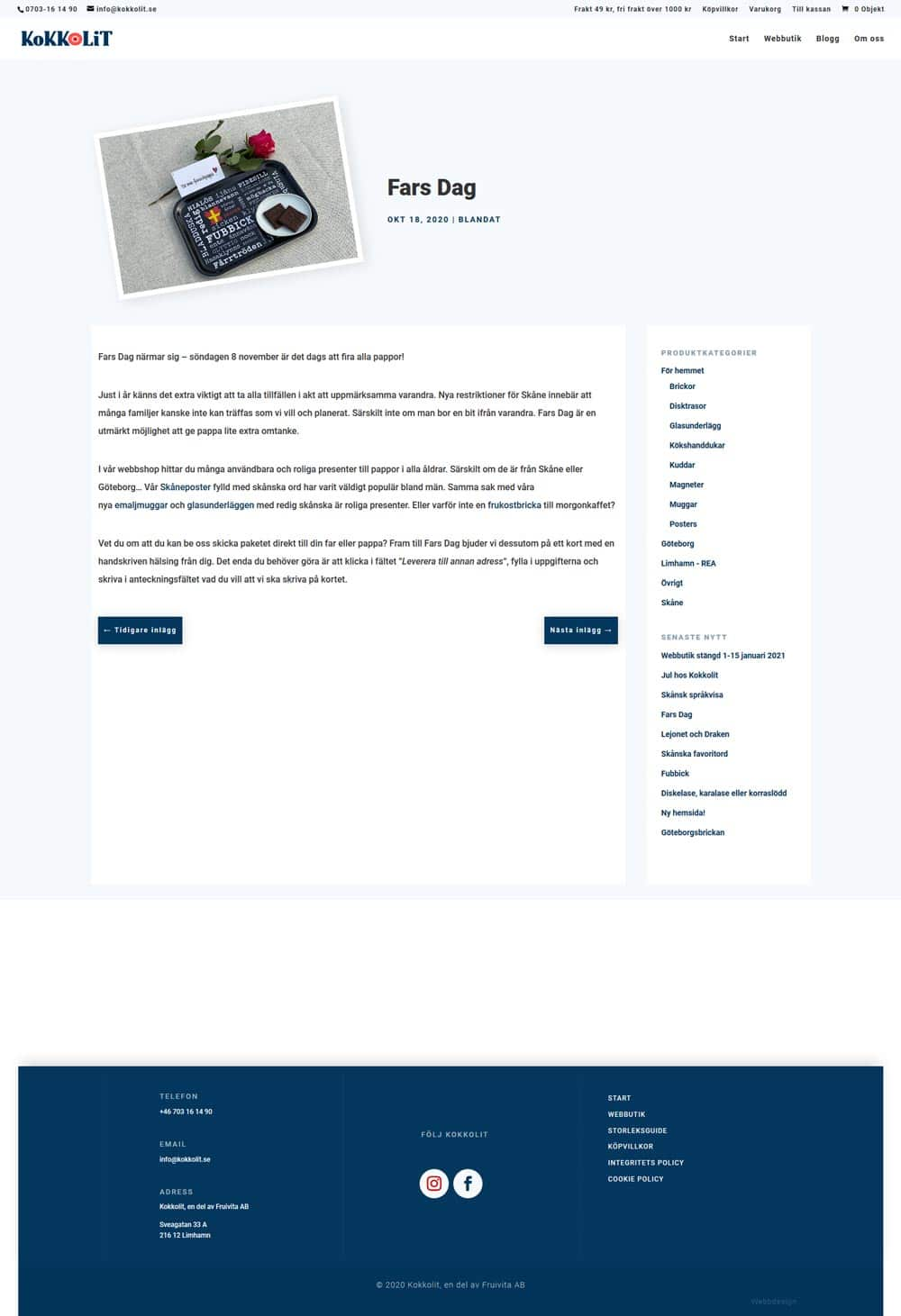 redesign blogg 1