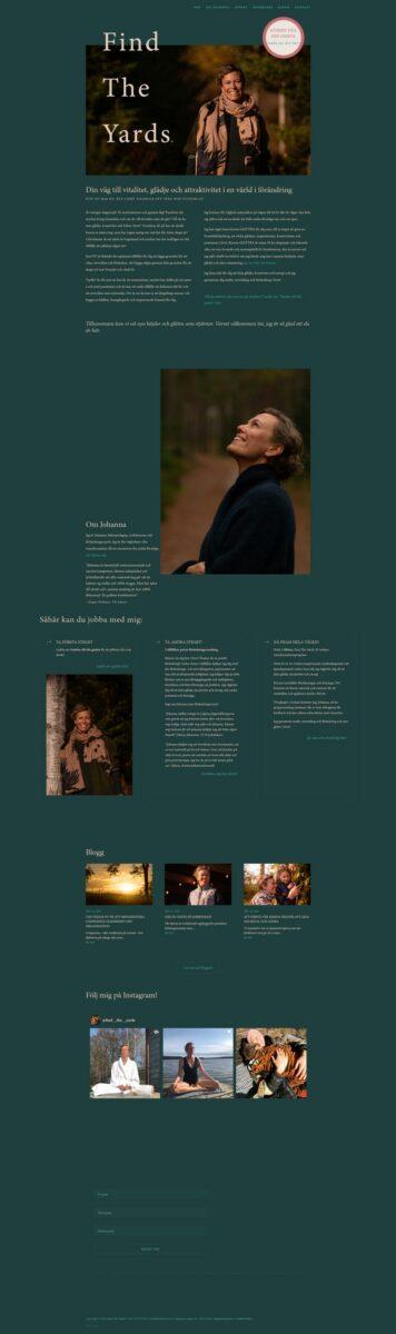 Hemsida till eget företag- AS webstudio